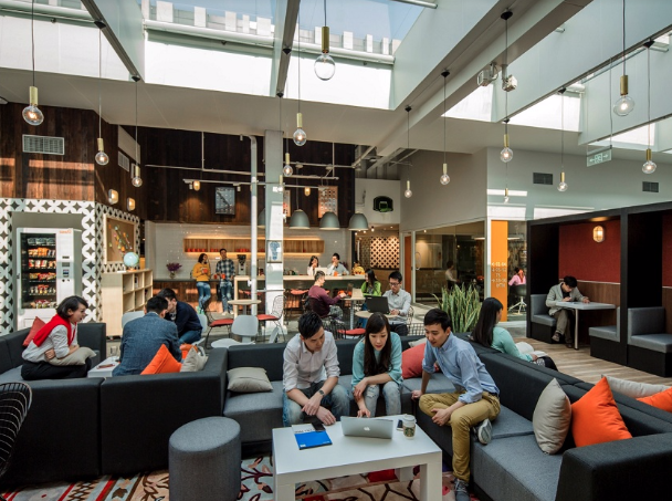 Hottest Office Design Trends for 2018  Co-Working