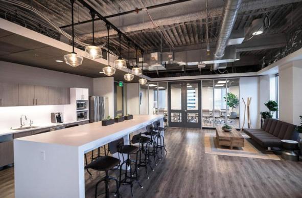 Office Design Driven by Millennials