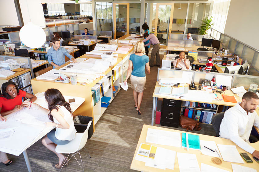 Designing Your Office for a More Productive Work Environment