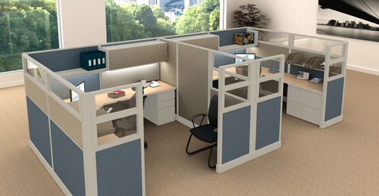 Large or Small Cubicles?