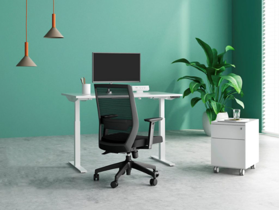 How to choose a height-adjustable desk that is ergonomically-friendly for you